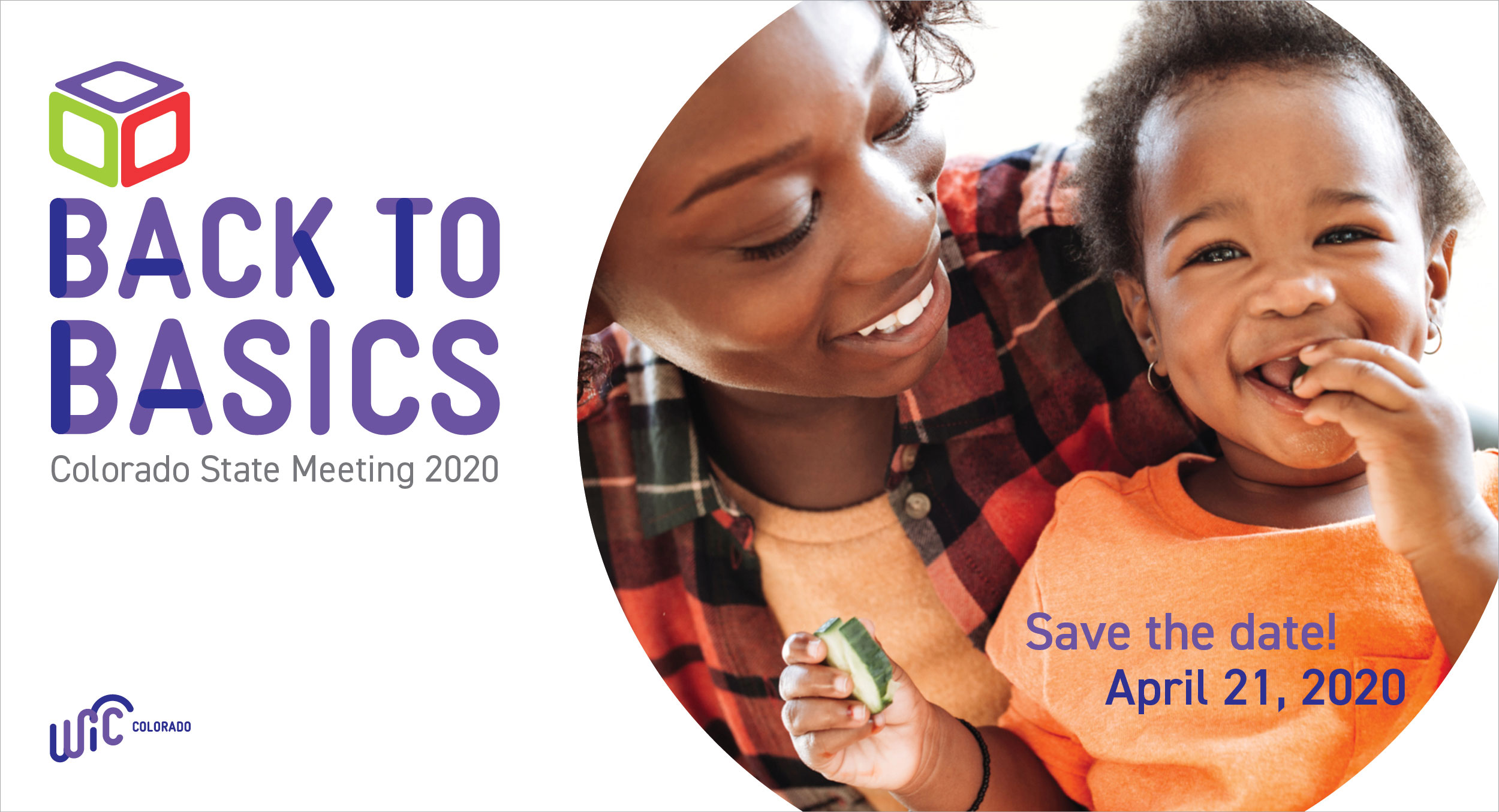 save the date for WIC state meeting 2020